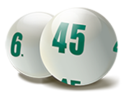Lotto6aus45 logo